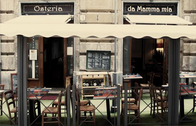 top 5 restaurants flaminio