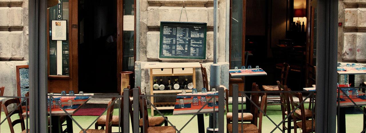 ristoranti dove mangiare Roma